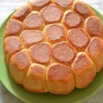 Вкусный отрывной пирог